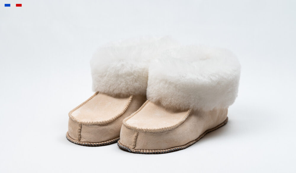 Chaussons adulte hiver
