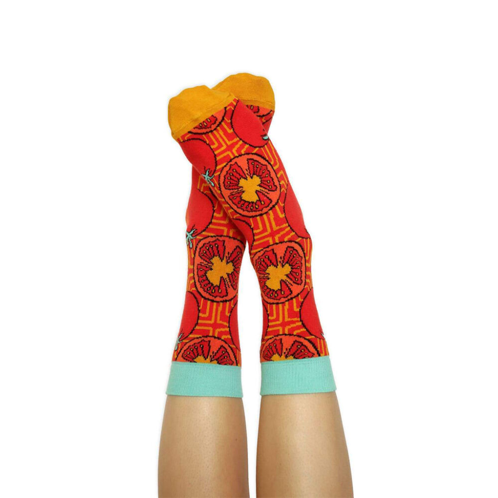 chaussettes tomate 3