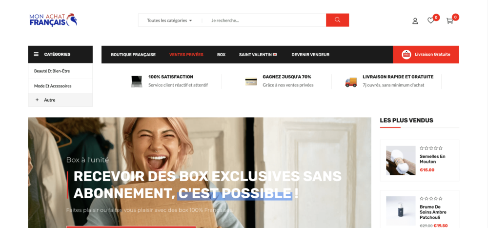 marketplace made in france