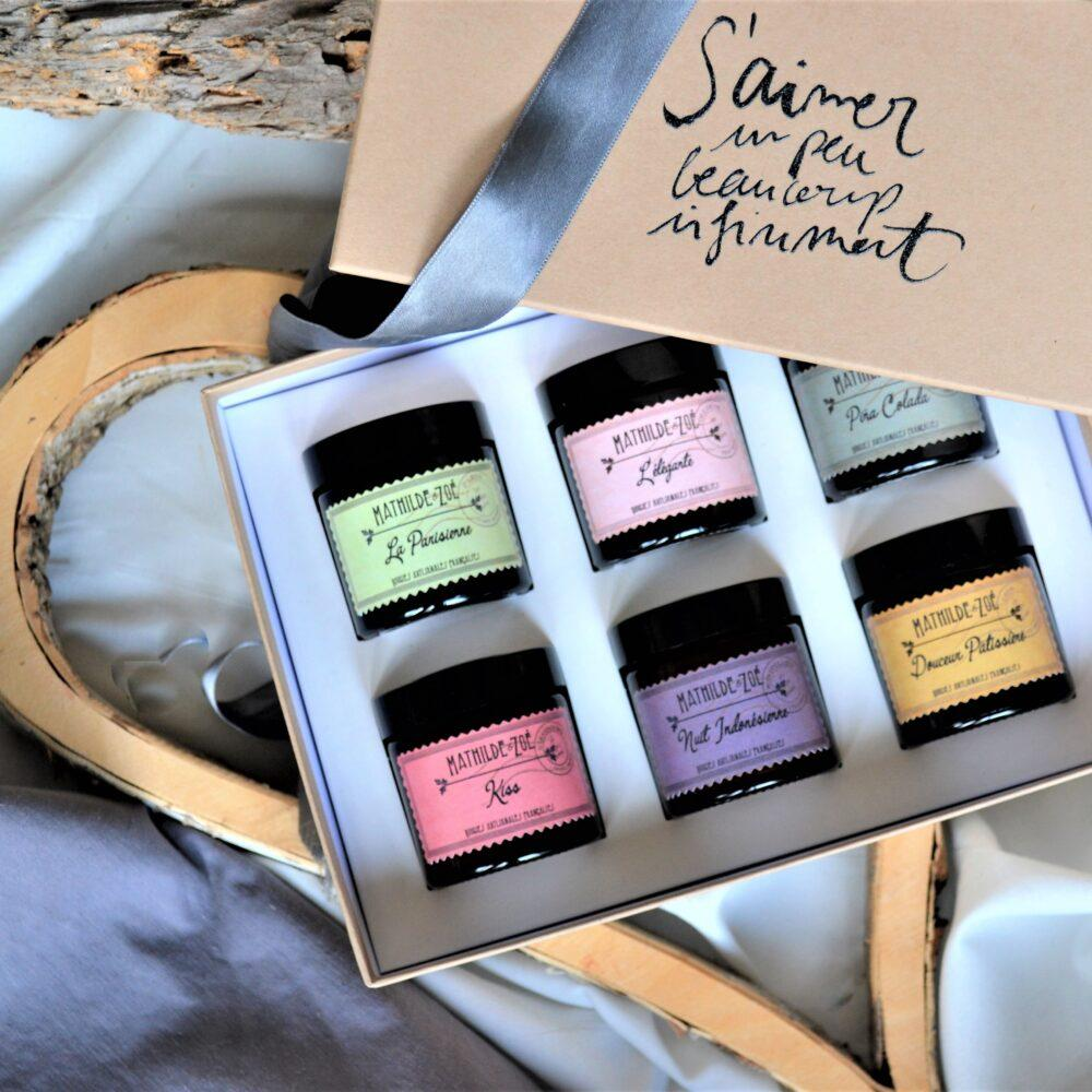 pack bougies made in france